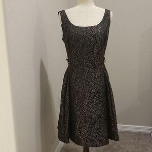 Jones Wear Dress Elegant with Pockets Size 14